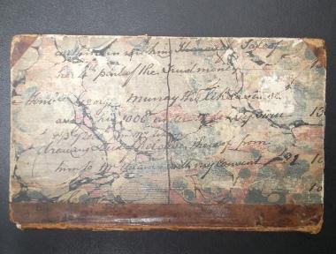 Bodleian Library Vet. A5 f.4209, binding