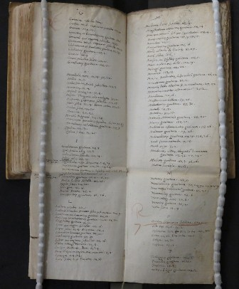 Added ms. index in Bodleian Auct. S 6.12.