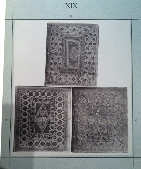 Bickell's Bookbindings from the Hessian historical exhibition (Leipzig, 1893)