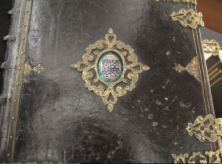Bodleian benefactors register