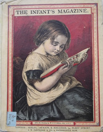 The Infant's Magazine, annual number for 1870