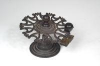 Rotating stamp holder, Marconi Collection, Museum of the History of Science, Oxfor