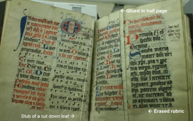 Bodleian Library, MS. Lat. liturg. e. 18