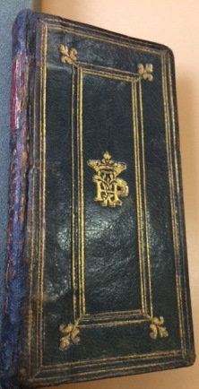 Antiq. q N 1593, bound for Henry, Prince of Wales (d. 1612)