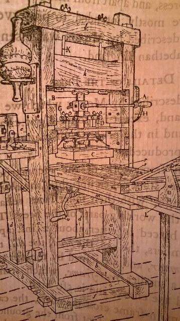 Image of replica 'Moxon' press
