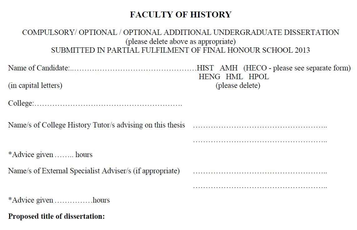 thesis submission form nus