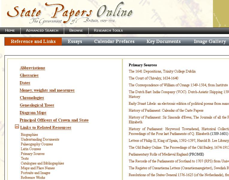 british history online calendar of state papers The institute of historical research 5 apr - bibliography of british and irish history updated – march calls for papers.