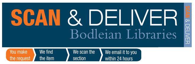 BodLibs Scan & deliver logo