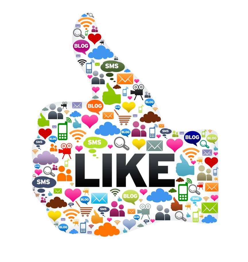 Thumbs up - social media tools