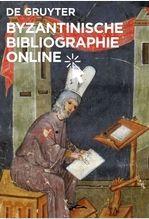 Byzantinische Bibliographie