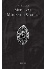 journal of medieval monastic studies - cover