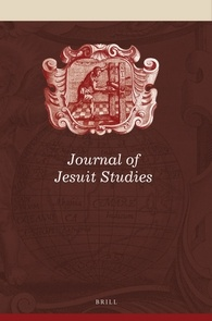 Journal of Jesuit Studies - cover