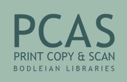 PCAS logo