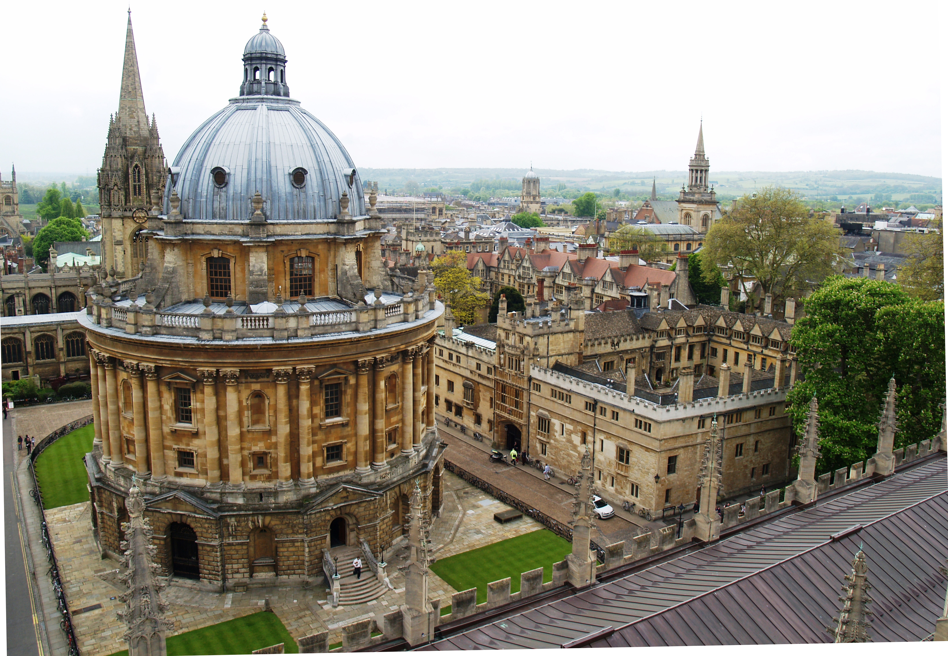 oxford university thesis search