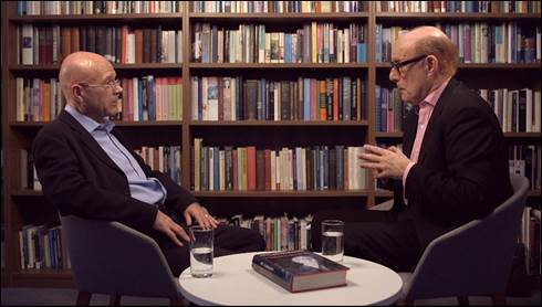 Eric Hobsbawm still from interview