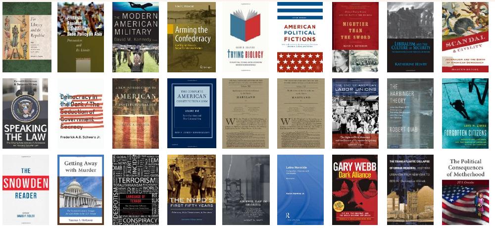 New books for June