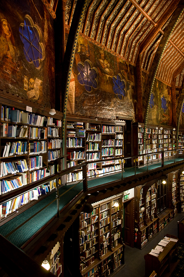 Diana Hackett Oxford Union Library Oxford Libraries