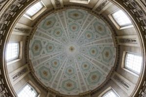 Radcliffe Camera ceiling