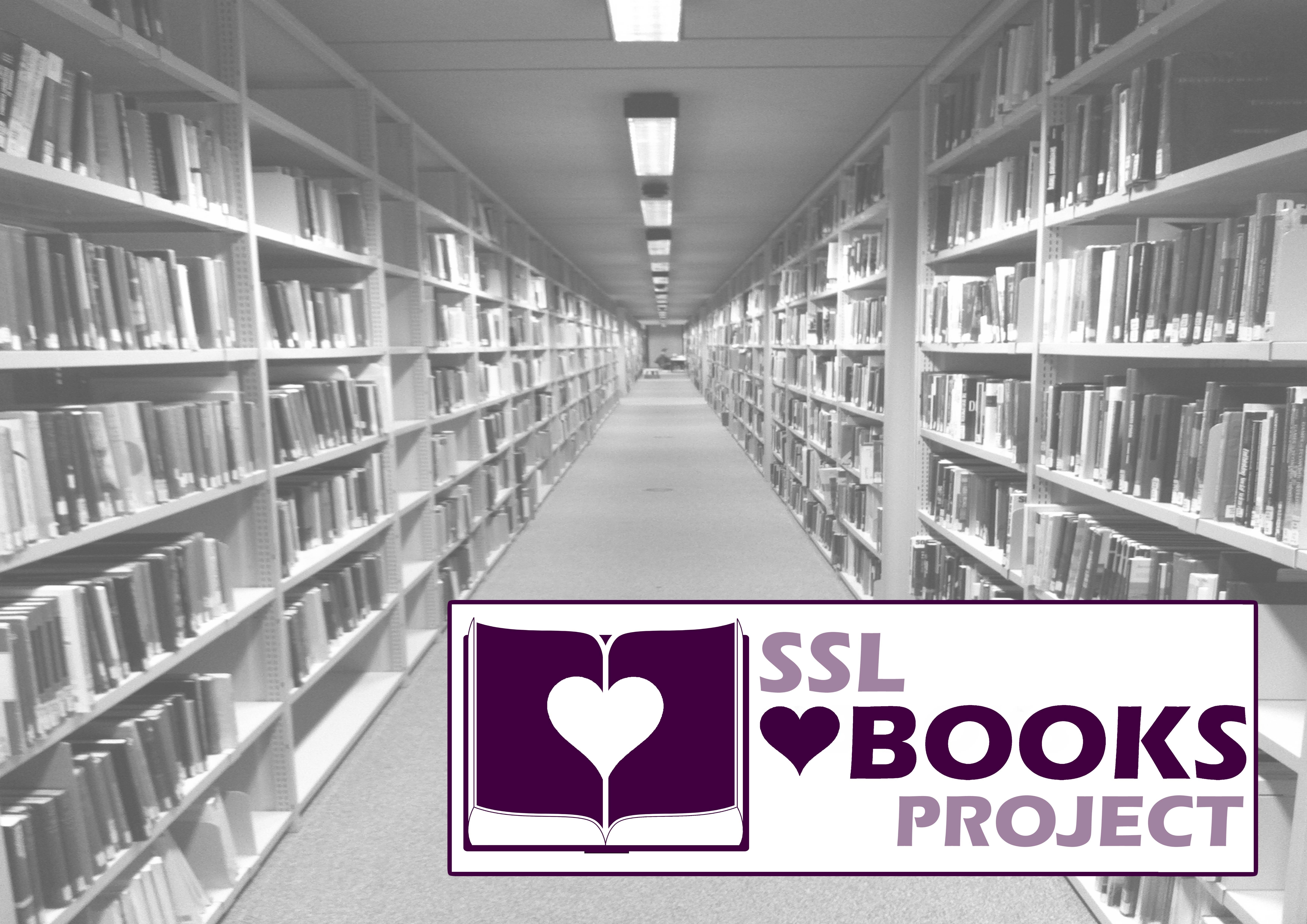 SSL Love Books - logo