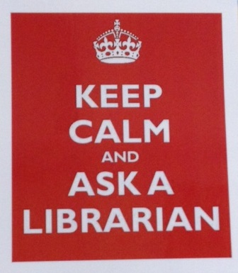KeepCalm_Library