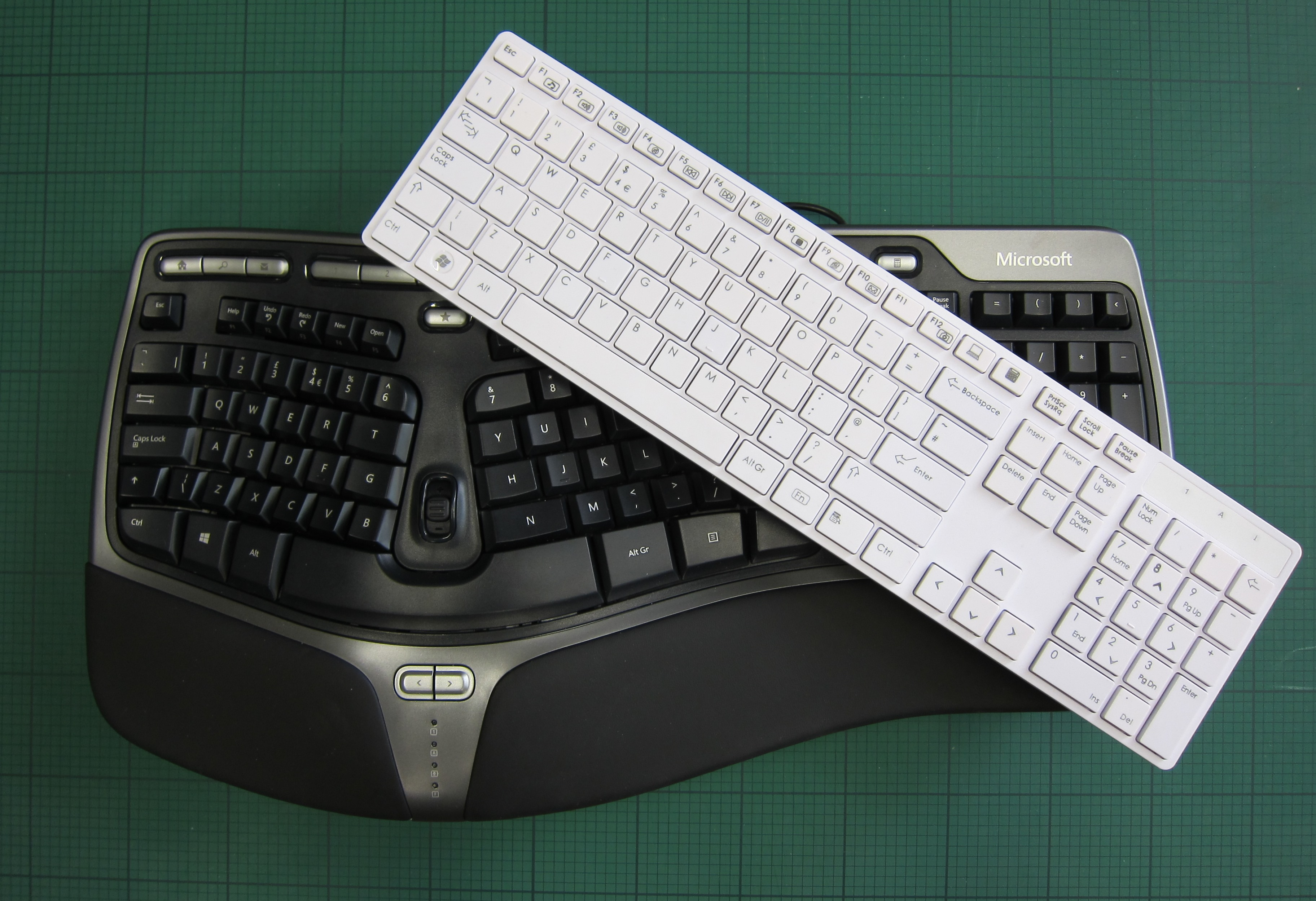 Ergonomic And Light Touch Keyboard Now Available To Lend