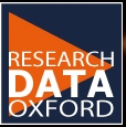 Research data management logo