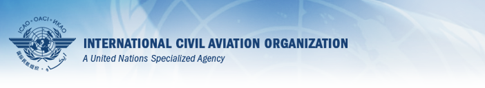 ICAO: International Civil Aviation Organization