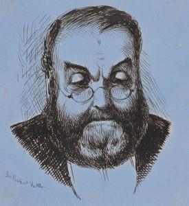 NPG 2173(14); Sir Rupert Alfred Kettle by Sebastian Evans c 1880s