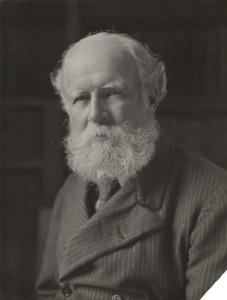 NPG x134976; John Lubbock, 1st Baron Avebury by Reginald Haines Haines, 1913