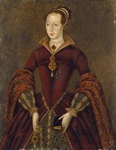 Lady Jane Dudley (née Grey) by Unknown artist, oil on oak panel, 1590s?