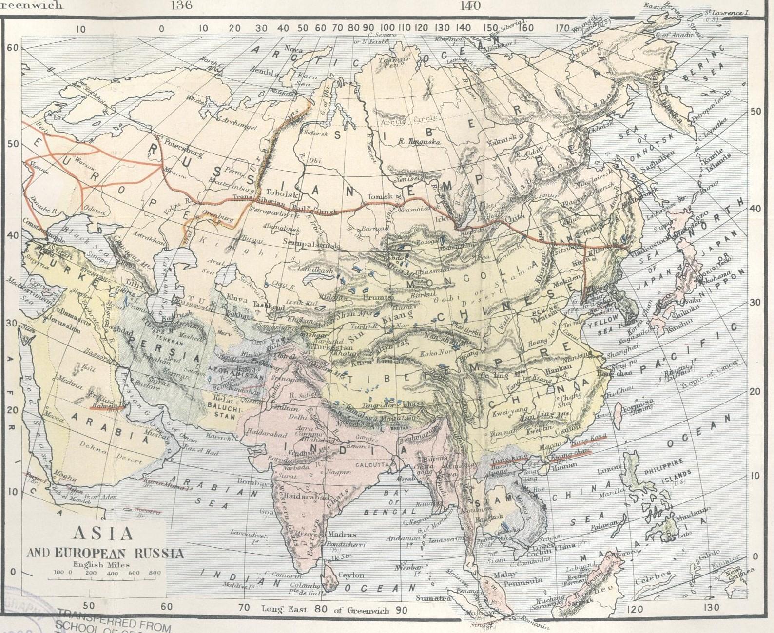 asia rus war