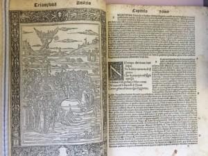 Petrarch, Trionfi (Milan: Ioanne Angelo Scinzenzeler, 1512)