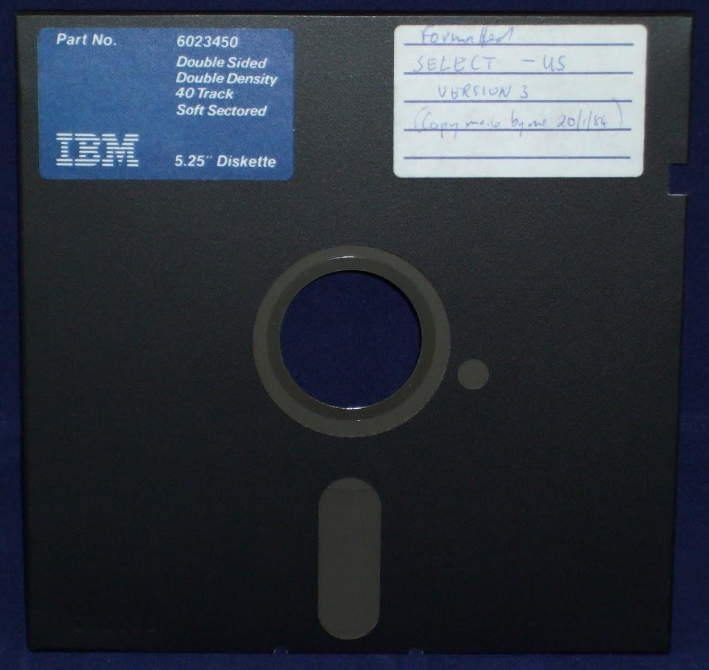 Media Recognition Floppy Disks Part 2