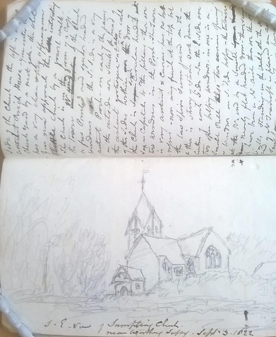 Cox sketch