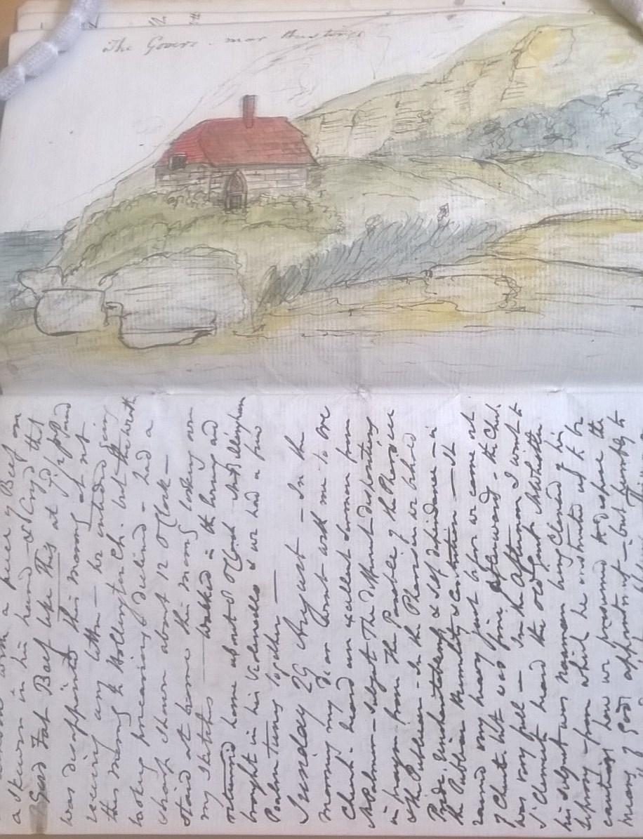 Cox sketches
