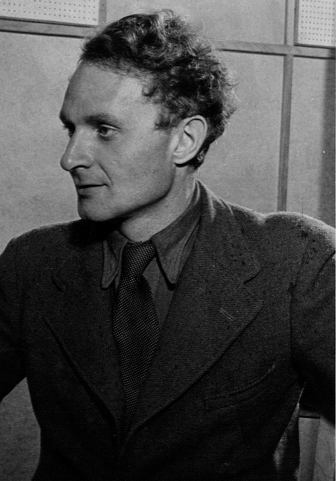 Stephen Spender at the B.B.C., n.d.