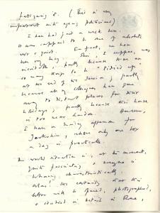Second page of the letter, shelfmark MS. Eng. c. 4778 fol. 95v