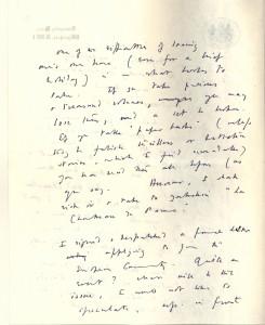 Fourth page of the letter, shelfmark MS. Eng. c. 4778 fol. 96v
