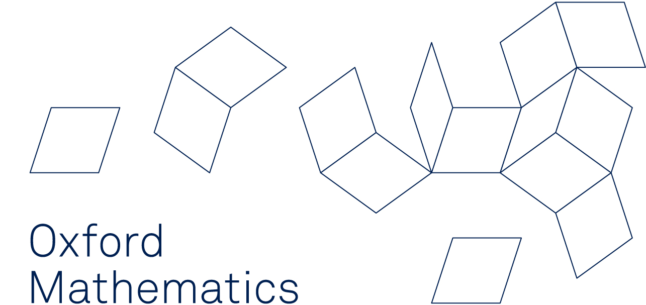 Oxford Maths logo
