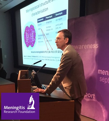 Photo: Meningitis Research Foundation