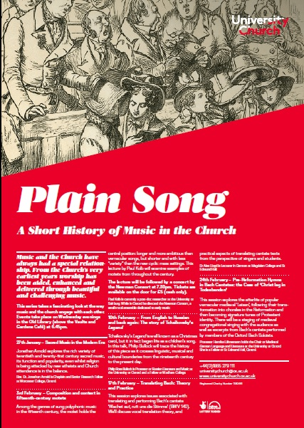 Plain Song poster