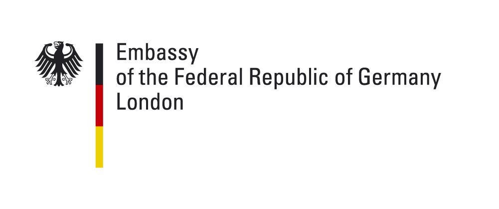 Embassy of the Federal Republic of Germany London logo