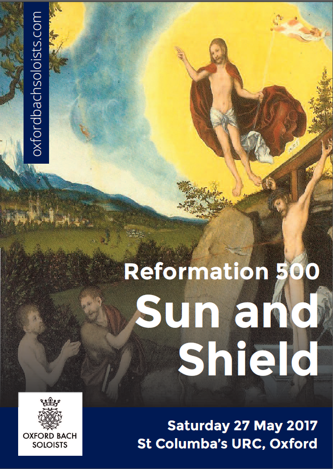Cover of Sun and Shield programme
