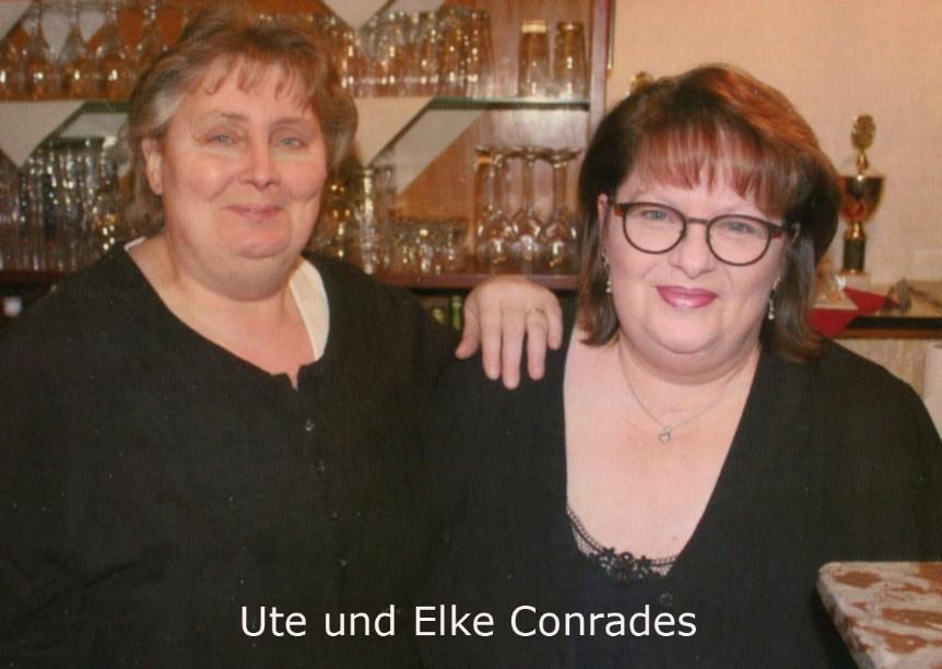 Ute and Elke Conrades
