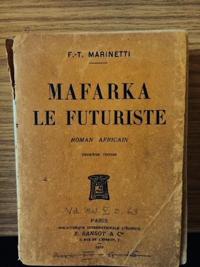 MAFARKA THE FUTURIST PDF DOWNLOAD