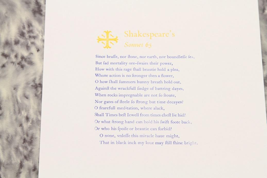 identifying tone in shakespeare's sonnet my