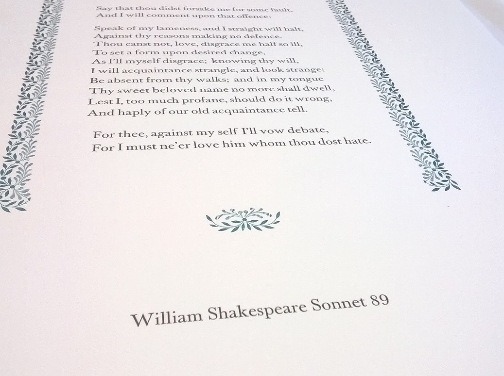 commentary on sonnet atlantis Literary allusions in turtledove's work view source  in addition to his pov title role in audubon in atlantis,  milton's sonnet xix ends with the line they.