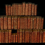 'Travelling' library of Charles I