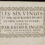 Esther Inglis (1571–1624)