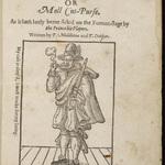 Mary Frith (b. 1580–1659)